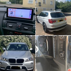 Android BMW X3 F25
